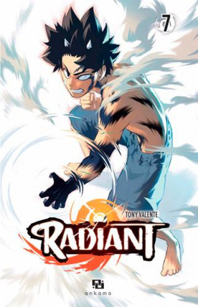 Couverture Radiant tome 7