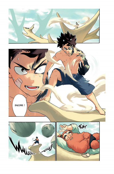 Page 6 Radiant tome 7