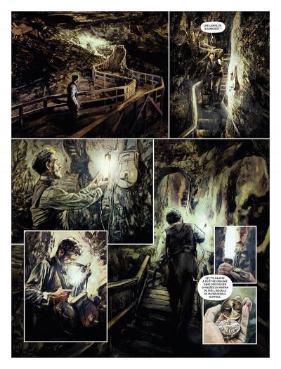 Page 4 Jules Verne et l'astrolabe d'Uranie tome 2