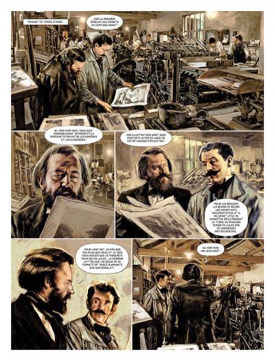 Page 9 Jules Verne et l'astrolabe d'Uranie tome 2