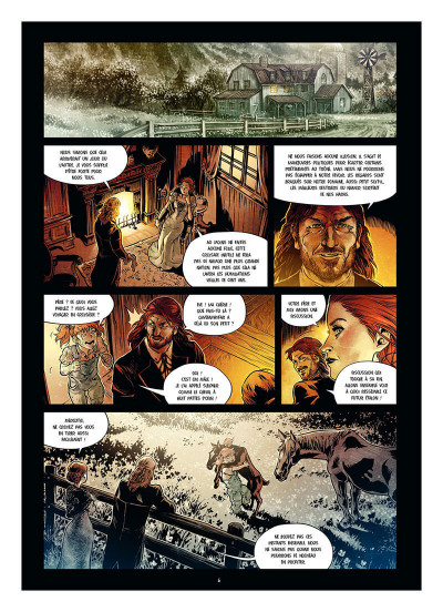 Page 9 Freaks' squeele - funérailles tome 4