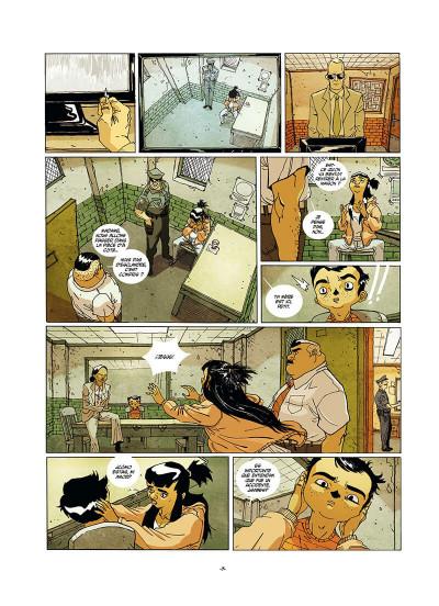 Page 0 Mutafukaz' puta madre - intégrale