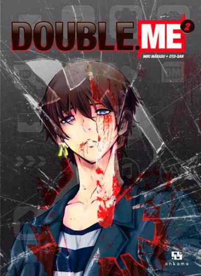 Couverture Double.Me tome 2