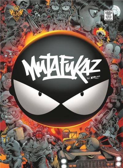 Couverture Mutafukaz - intégrale