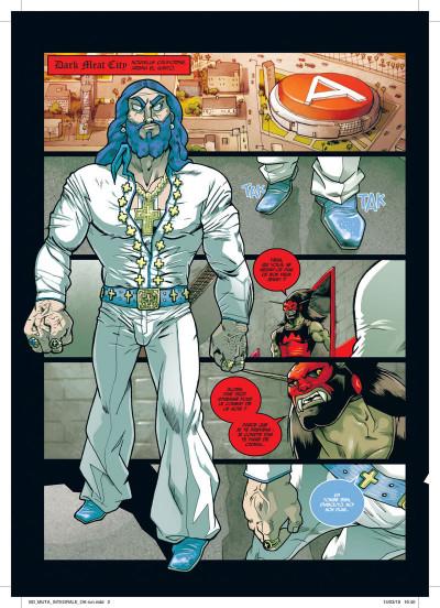 Page 1 Mutafukaz - intégrale