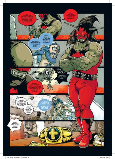 Page 2 Mutafukaz - intégrale