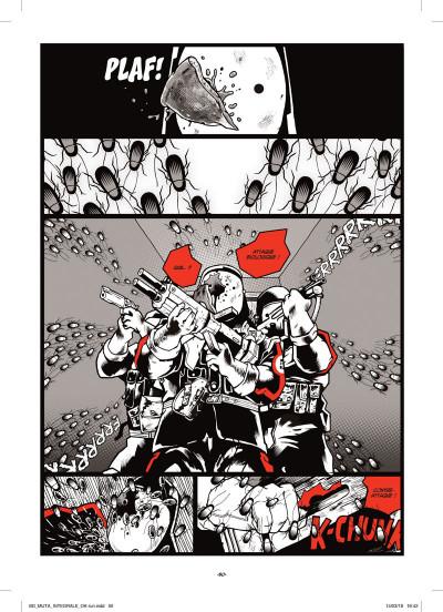Page 4 Mutafukaz - intégrale