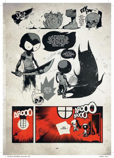 Page 9 Mutafukaz - intégrale