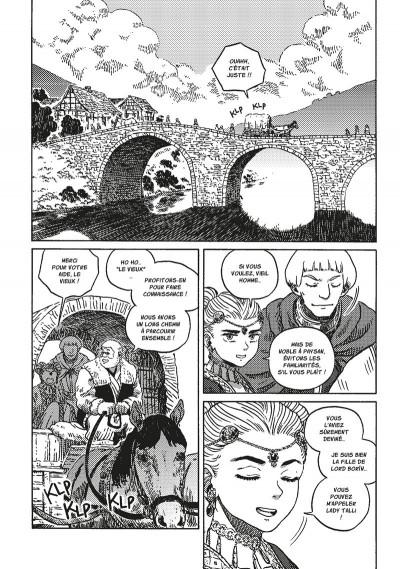 Page 4 Talli fille de la lune tome 1