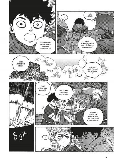Page 6 Talli fille de la lune tome 1
