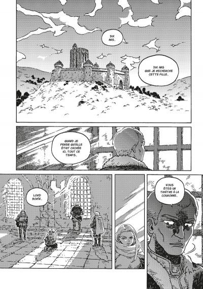 Page 8 Talli fille de la lune tome 1