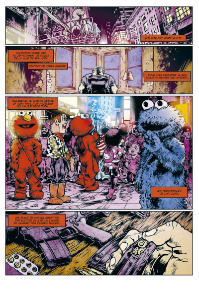 Page 7 Anthologie doggybags