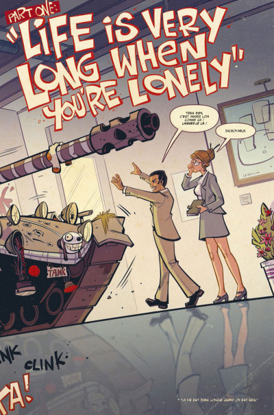 Page 5 Tank girl - Two girls one tank