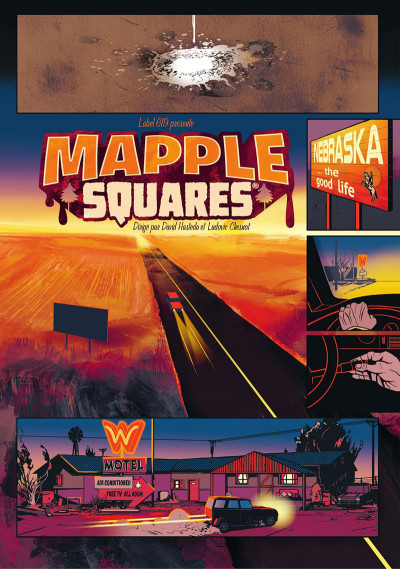 Page 0 Doggybags - Mapple squares