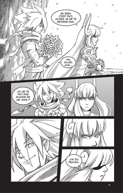 Page 0 Wakfu tome 5