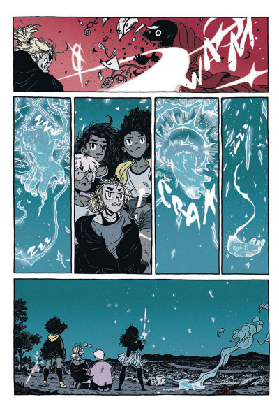 Page 3 Midnight tales tome 1
