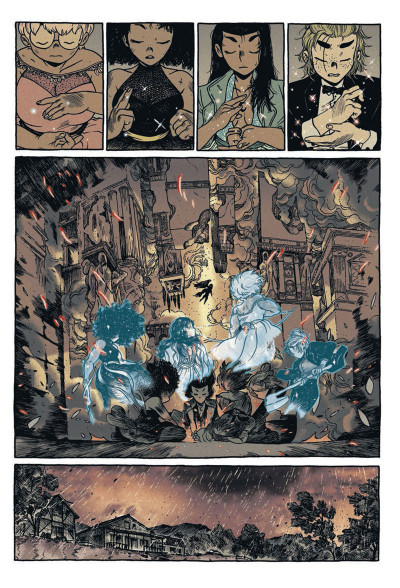 Page 4 Midnight tales tome 1