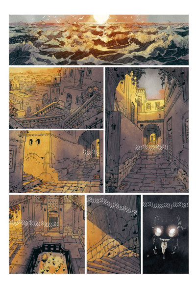 Page 5 Midnight tales tome 1