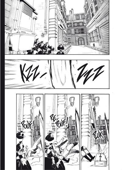 Page 3 La brigade temporelle tome 3