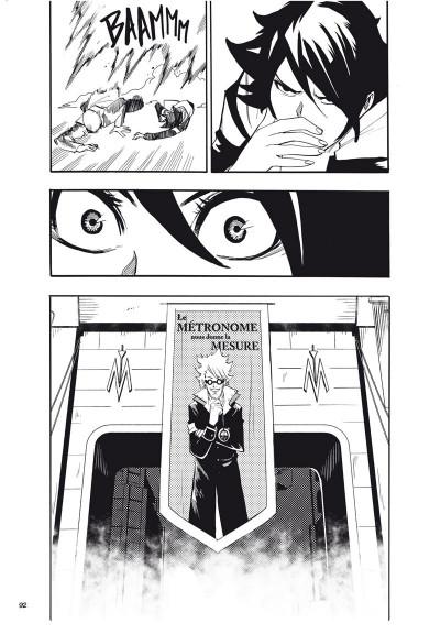 Page 6 La brigade temporelle tome 3
