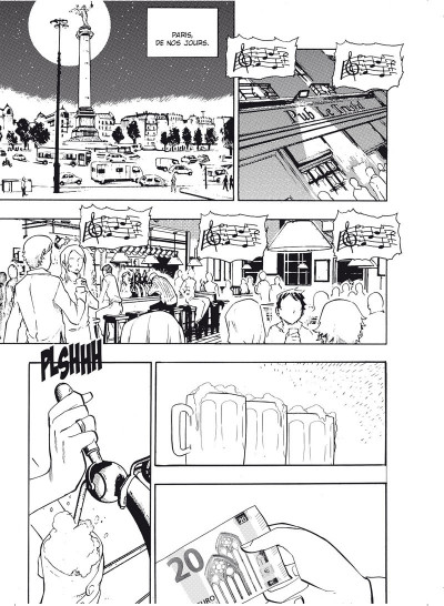 Page 9 La brigade temporelle tome 3