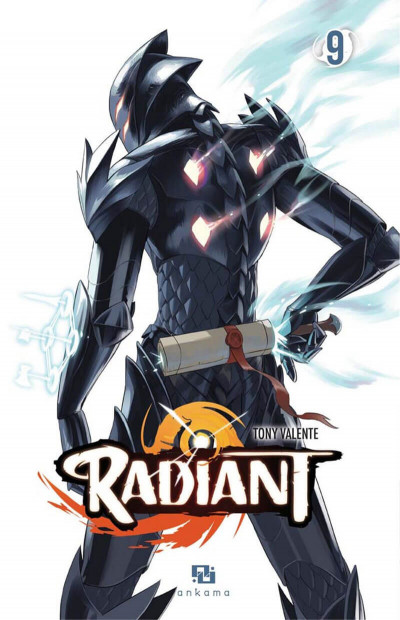Couverture Radiant tome 9