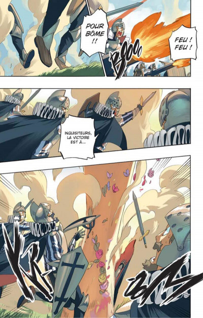 Page 6 Radiant tome 9