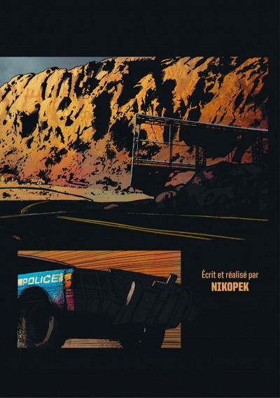 Page 0 Rockabilly Zombie Apocalypse tome 2