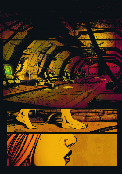 Page 6 Rockabilly Zombie Apocalypse tome 2
