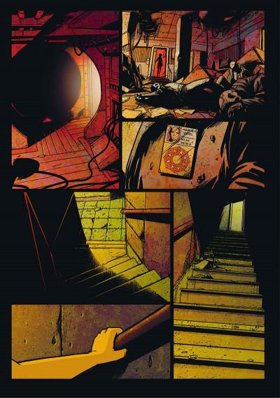 Page 7 Rockabilly Zombie Apocalypse tome 2