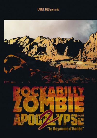 Page 9 Rockabilly Zombie Apocalypse tome 2