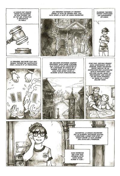 Page 0 Midnight tales tome 2 + ex-libris offert
