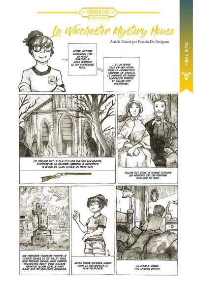 Page 6 Midnight tales tome 2 + ex-libris offert