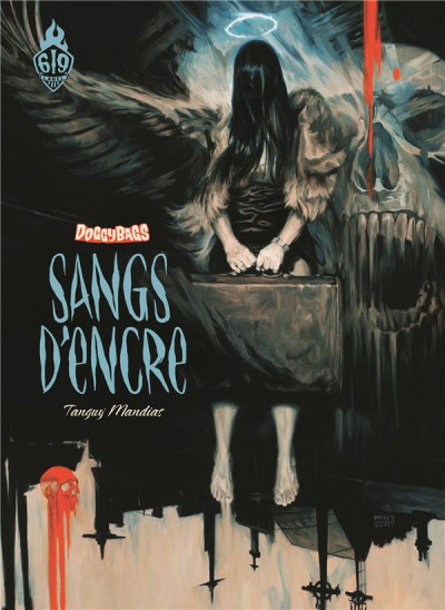 Couverture Doggybaggs sangs d'encre