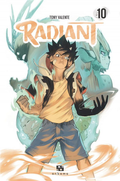 Couverture Radiant tome 10 (collector)