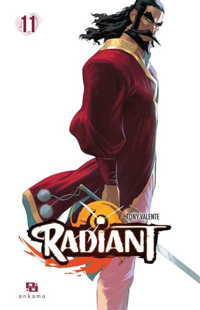 Couverture Radiant tome 11