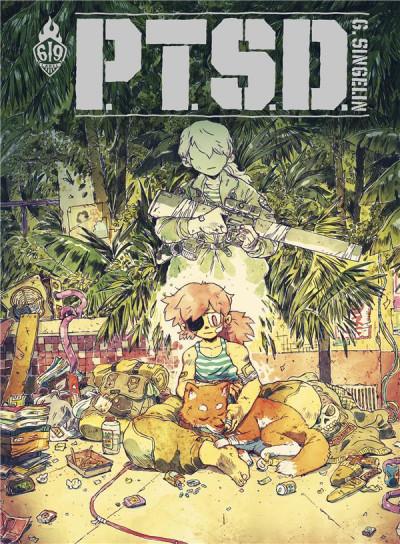 Couverture PTSD