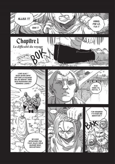 Page 4 Talli fille de la lune tome 2