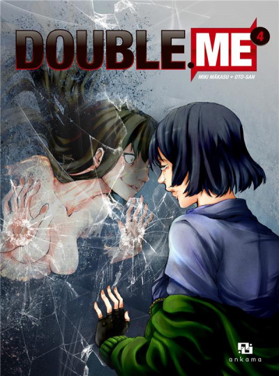 Couverture Double.Me tome 4
