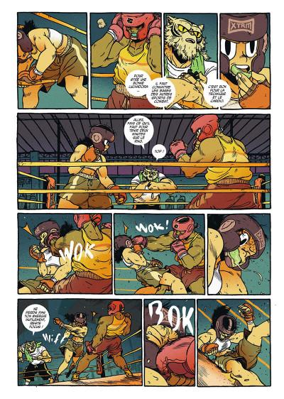 Page 2 Mutafukaz' loba loca tome 3