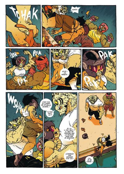 Page 3 Mutafukaz' loba loca tome 3