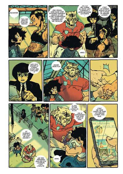 Page 6 Mutafukaz' loba loca tome 3