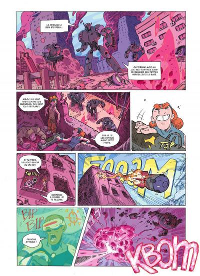 Page 0 Les enfants de la colère tome 1
