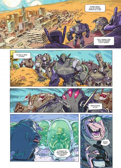 Page 6 Les enfants de la colère tome 1