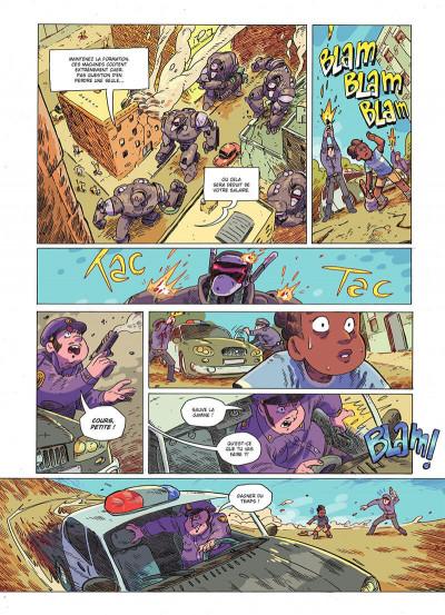 Page 8 Les enfants de la colère tome 1