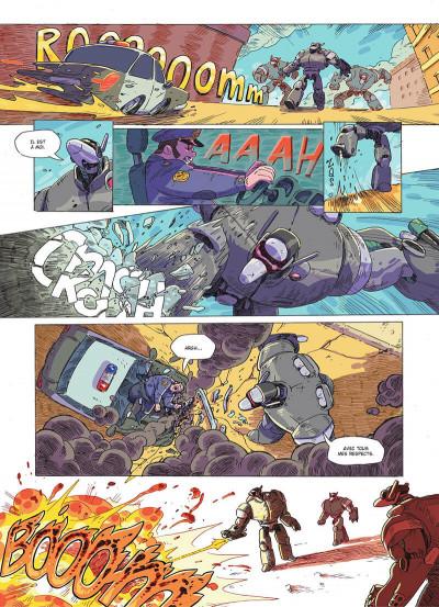 Page 9 Les enfants de la colère tome 1