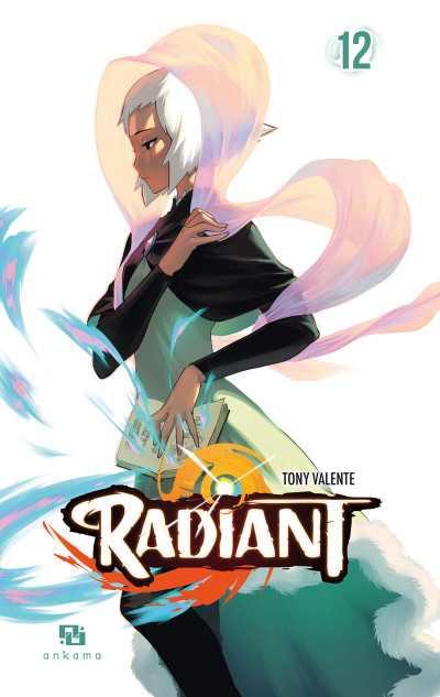 Couverture Radiant tome 12