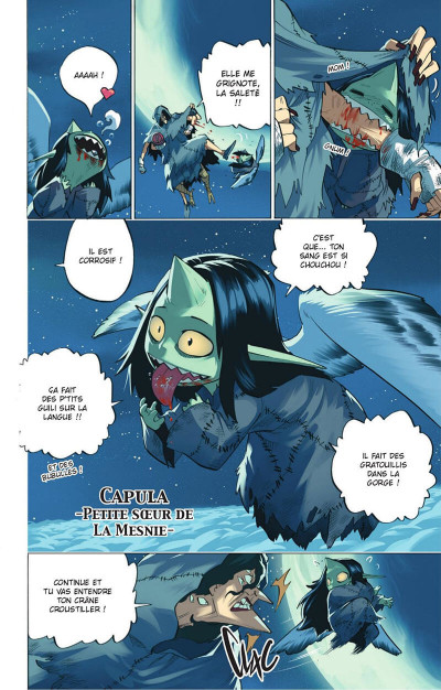 Page 6 Radiant tome 12
