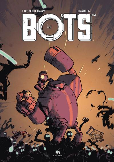 Couverture Bots tome 3