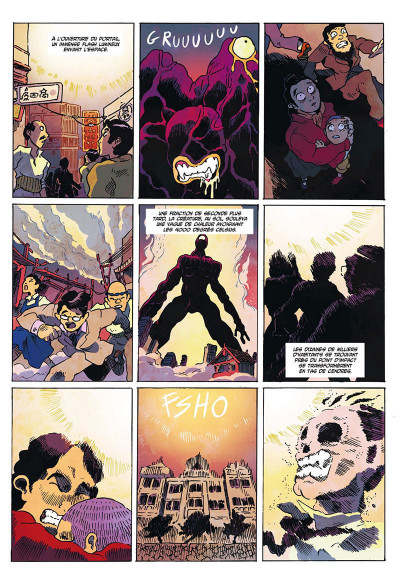 Page 9 Midnight tales tome 3